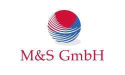 zeigt das Logo von der MundS GmbH