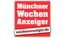 zeigt das Logo vom Wochenanzeiger München