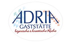 Logo Gaststätte Adria